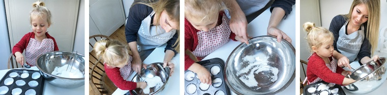 xmas baking with ella