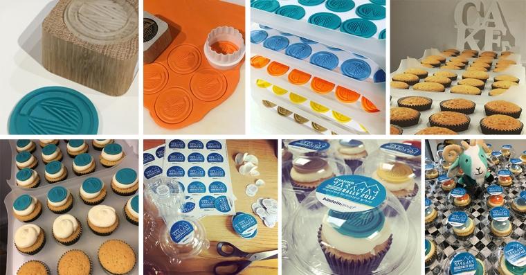 CM cupcakes